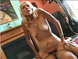 Blondine 60+