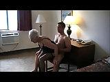 Hotelfick mit 90 Jährige