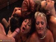 Orgie mit versauten Damen