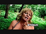 Waldfick mit Stally