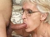 Alte Blondinen im Sexrausch