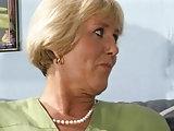 Deutsche Blondine 49 Jahre alt
