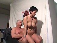 Friseurin porno
