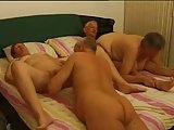 Holländischer Oldie-Gruppensex