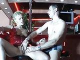 Mit Angie an der Bar