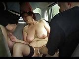 Oralsex im Auto