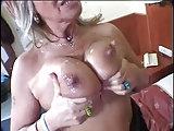 Scharfe Christina im Hotel