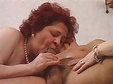 Sexhungrige Weiber über 60