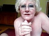 Sperma schlucken mit 81 Jahren