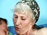 Putzfrau Norma erlebt geilen Sex