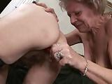 Sehr alte Lesben – Laura und Sandra