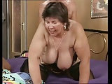 Sexgierige Mütter wollen es hart