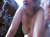 Geile Aussichten mit einer dicken Frau