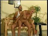 Heißes Workout mit Agnes Richter