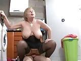 Mit Frau Schulz in der Waschküche
