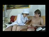 Russische Krankenschwester