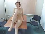 Sex-Casting mit einer jungen Mutter