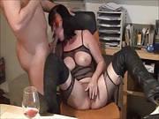 Deutsches Amateurpaar fickt geil vor der Webcam