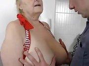 Fickbesuch von einer Oma