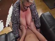 Deutsche Hausfrau Mit Dicken Titten