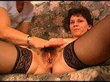 Sex-Dreh mit unrasierter Französin