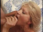 Spontaner Porno-Dreh mit reifer Französin
