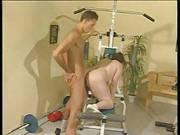 Vintage-Porno mit einer dicken Frau